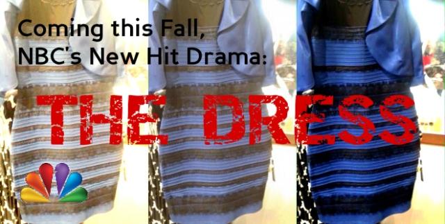 the dress NBC